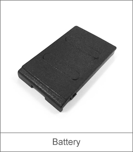 License Free Radio Battery