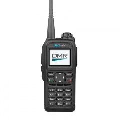 transmisor-receptor digital walkie talkie